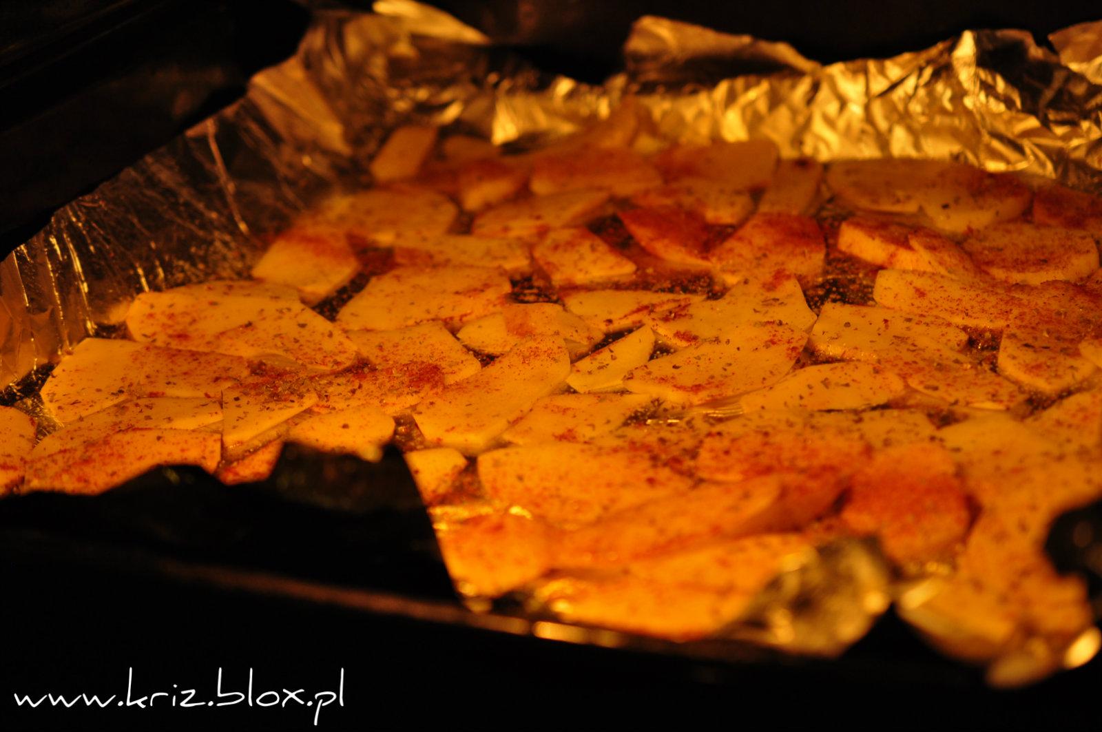 ziemniaki w piekarniki